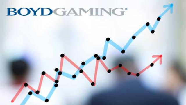 Pertumbuhan Boyd Gaming Pada Kuartal III 2019 Mencapai 34 Persen