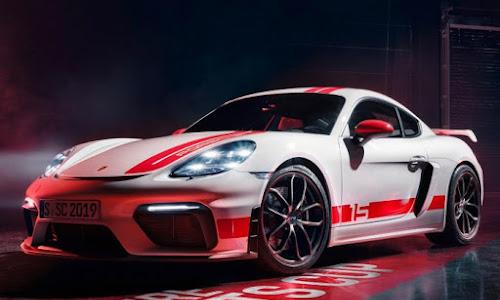Porsche ra mắt phiên bản đặc biệt Special Sport Club Edition cho 718 Cayman GT4