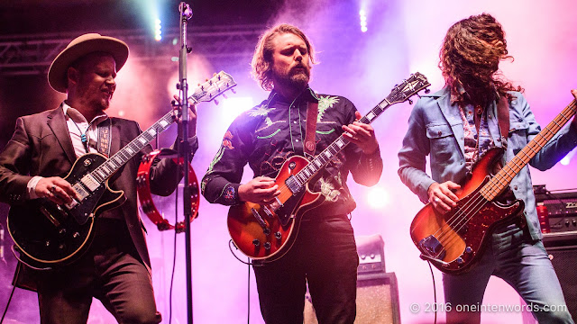 The Sheepdogs at Riverfest Elora Bissell Park on August 21, 2016 Photo by John at One In Ten Words oneintenwords.com toronto indie alternative live music blog concert photography pictures