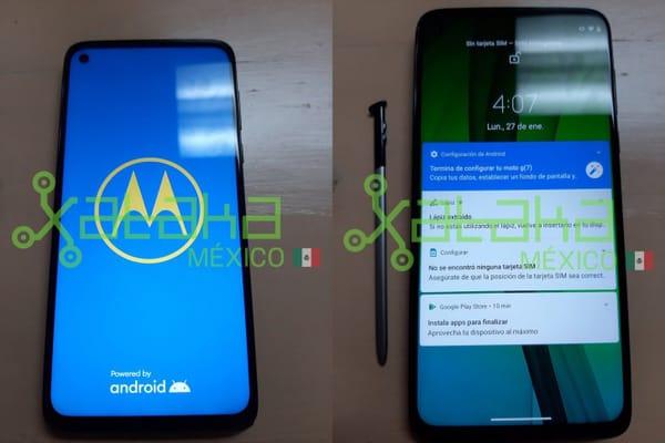 leak reveals the new Motorola Moto G stylus