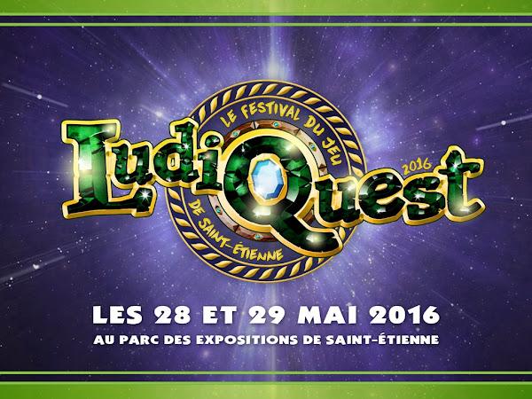 Actualité financement participatif : LudiQuest, le festival du jeu à Saint Etienne
