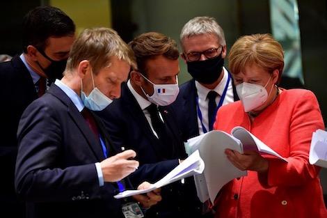 """اتفاق تاريخي بين الأوروبيين على خطة لمواجهة أزمة """"كوفيد-19"""""""