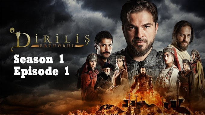 Dirilis Ertugrul Season 1 Urdu/Hindi
