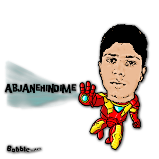 Sticker kaise banaye,Abjanehindime, sticker banaye Hindi me image ka,phota ka sticker kaise banaye,how to make sticker ,