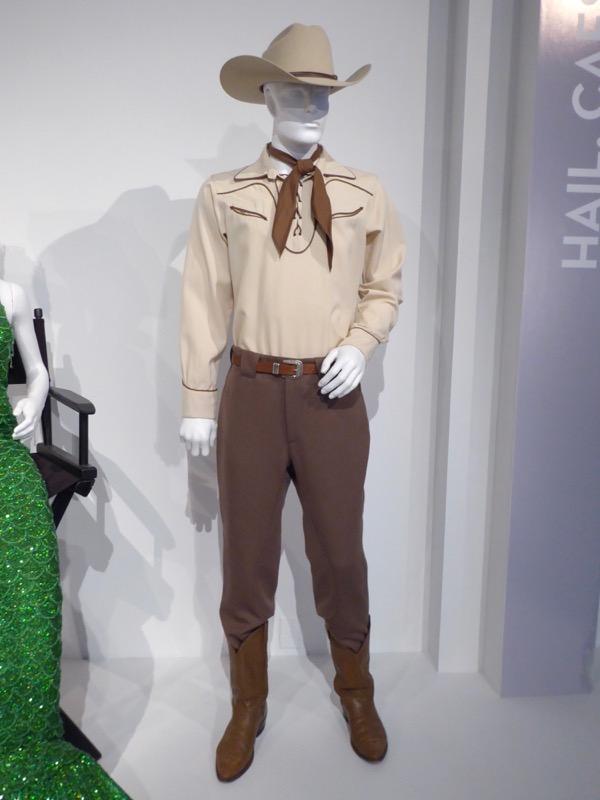 Alden Ehrenreich Hail Caesar cowboy costume
