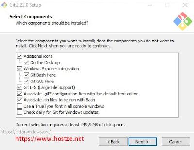 Menginstall Linux Bash Tahap 2 - Hostze.net
