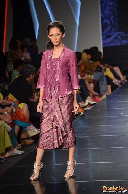 Tips Memilih kebaya modern sesuai dengan trend fashion