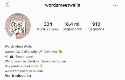 Plantillas para biografías para Instagram [Android]