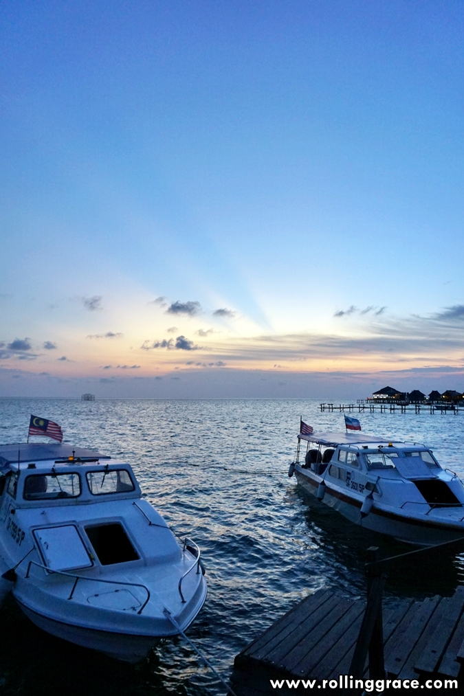 mabul water bungalows review