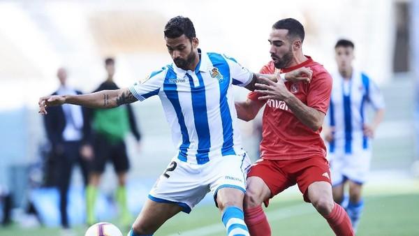 Real Sociedad vs Real Madrid: El Real Dihajar 1-3