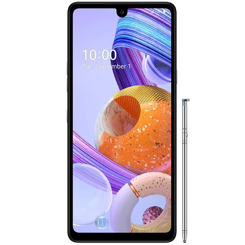 """Smartphone LG K71 Titan 128GB, Tela de 6.8"""""""