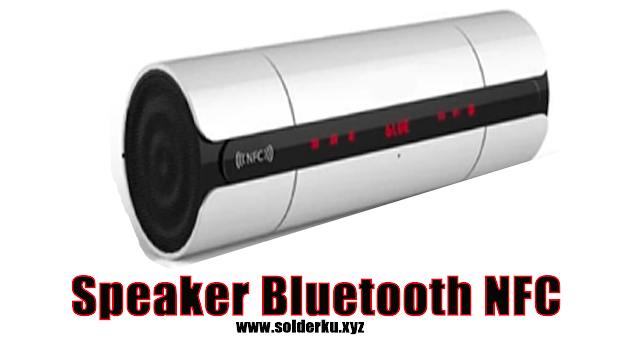 Speaker Bluetooth NFC Super Bass TF Card Slot - KR-8800