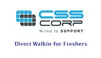 CSS-Corp-walkin-freshers