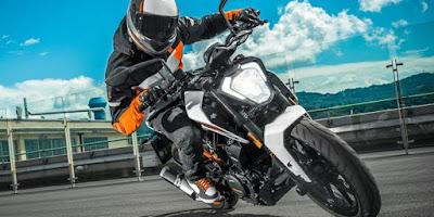 2017 KTM Duke 250 hd wllpaper