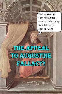 Certain believers in an old Earth claim that Augustine and other church fathers supported their views. This is false, and an appeal to authority.