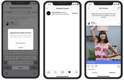 Instagram Menambahkan Opsi Konten Bermerek Baru, Termasuk Tag Konten Bermerek di Gulungan 1
