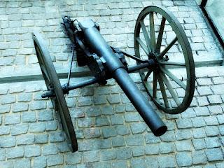 Canhão Krupp, Museu Júlio de Castilhos