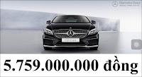 Giá xe Mercedes CLS 400