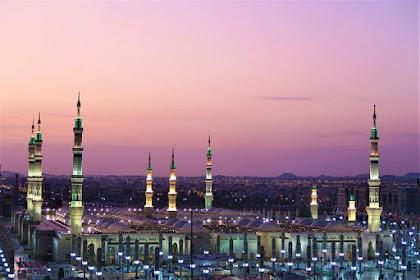 Contoh Sambutan Ketua Panitia Pelaksanaan Maulid Nabi Muhammad SAW
