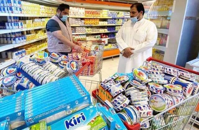Tak Terima Nabinya Dihina, Supermarket di Kuwait Kosongkan Rak dari Produk Prancis
