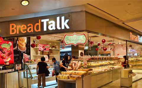 Logo Halal BreadTalk Sudah Dicabut
