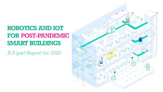 Release of 2020 Report on Robotics and IoT for Post-Pandemic Smart Buildings