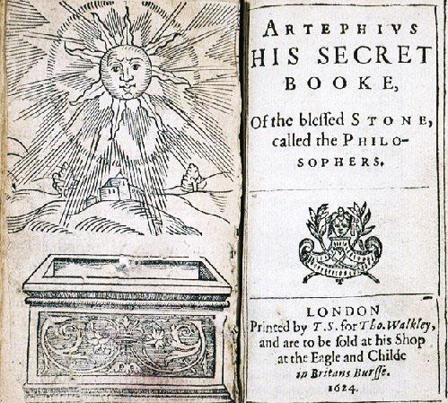 artephius the secret book