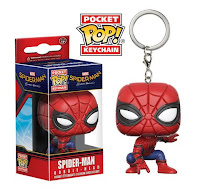 Pocket Pop! Keychain Spider-Man Homecoming