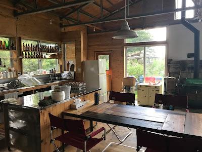 DIY住居 キッチン (宇宙ブルーイング)