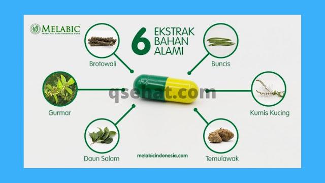 Manfaat Herbal Melabic
