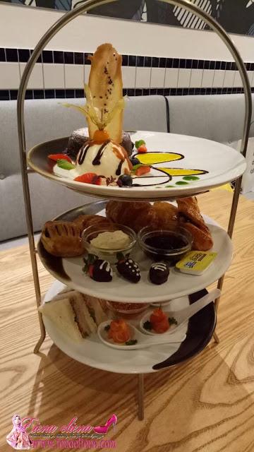 Hi-Tea Set Rm75++