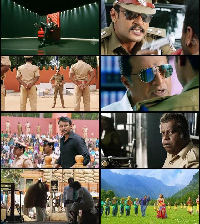Mr Airavata 2015 UNCUT Dual Audio Hindi 720p HDRip