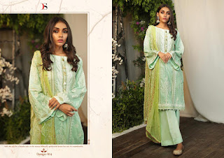 Deepsy LSM Cotton Embroidered Pakistani Suits