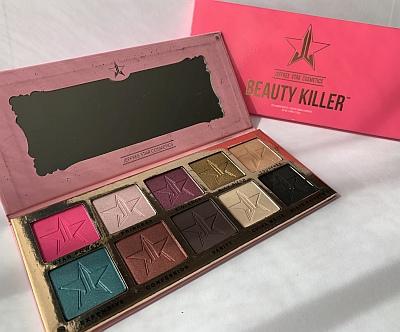 Jeffree Star Cosmetics: Beauty-Killer-Palette