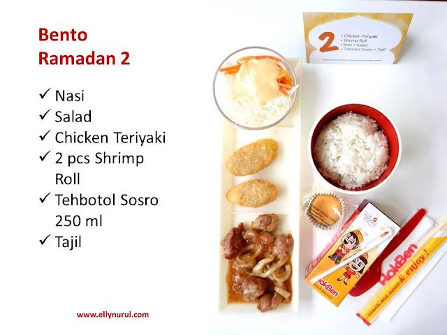 bento ramadan 2