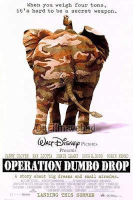 Sinopsis film Operation Dumbo Drop (1995)