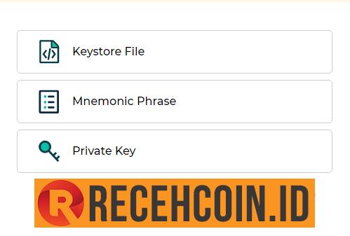 solusi tidak bisa akses akun crypto