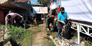 Aksi WCD di Kecamatan Balung Diikuti Ratusan Peserta