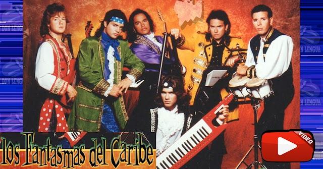 Los Fantasmas del Caribe - La banda tropical de los años 80 y 90