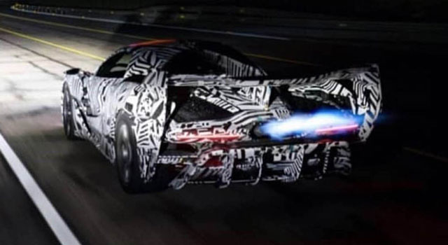 McLaren Speedtail leaks early - Cars.co.za