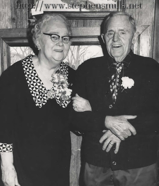 60th anniversary of Lucy Susan Emmons Richardson and Ralph Richardson