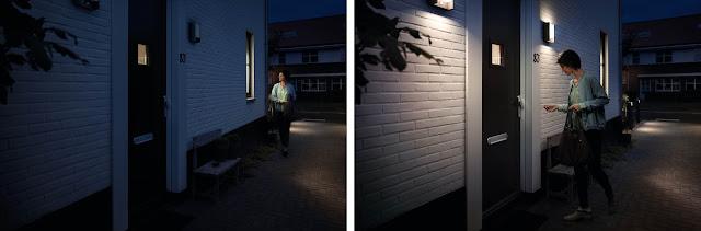 Iluminación exterior Philips