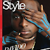 Davido Stunns Thisday Style Mag. with African touch by TY Bello