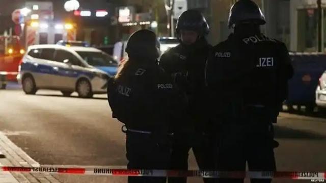 Firing in Hanau city of Germany killed many people.