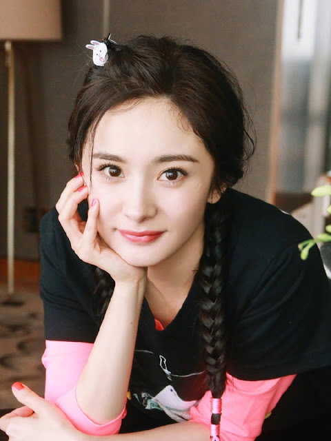 Yang Mi mother