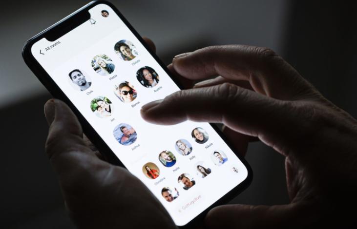 Clubhouse en IOS Iphone