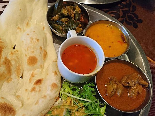 インドレストラン ムガール