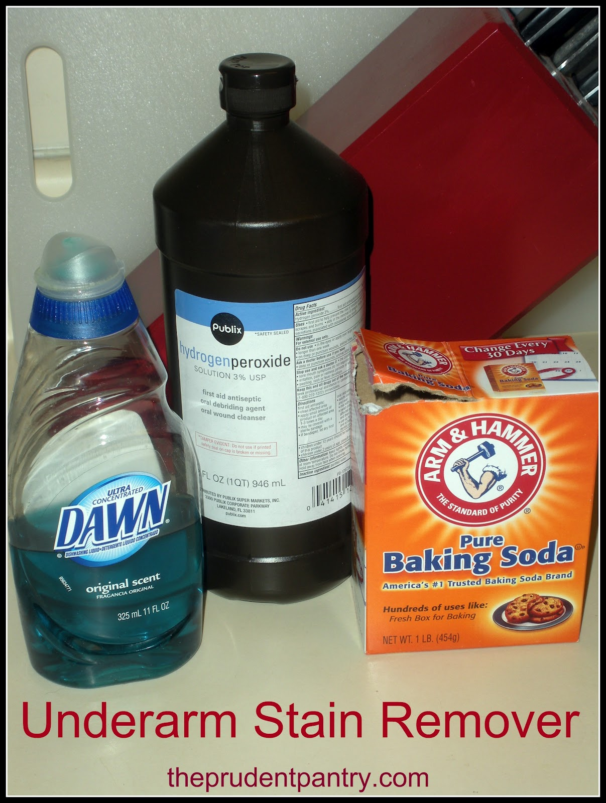 diy stain remover dawn and hydrogen peroxide