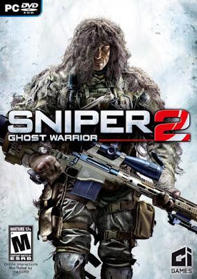 Capa do Sniper: Ghost Warrior 2