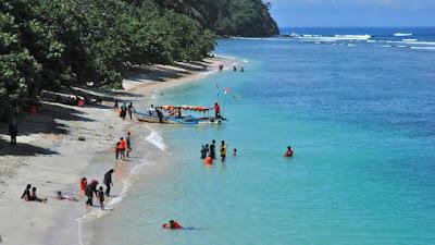 Serunya Menikmati Panorama Keindahan Pantai Pangandaran